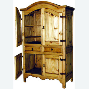 Armoire - Rustic - 14034