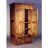 Armoire - Rustic - 9714