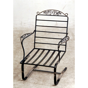 Iron Vintage Garden Chair