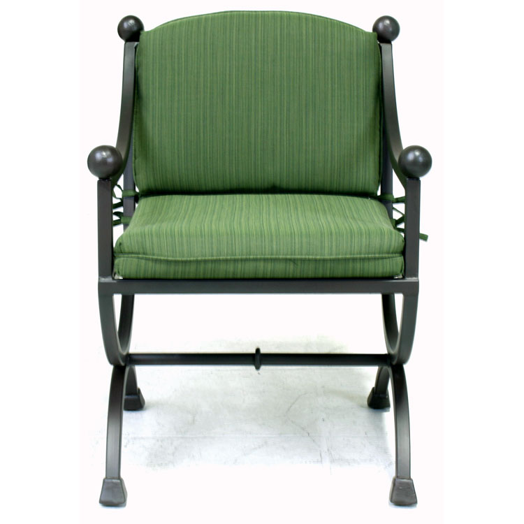 Iron Patio Chair - 14862