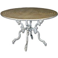 Perforated Garden Dining Table - 13911