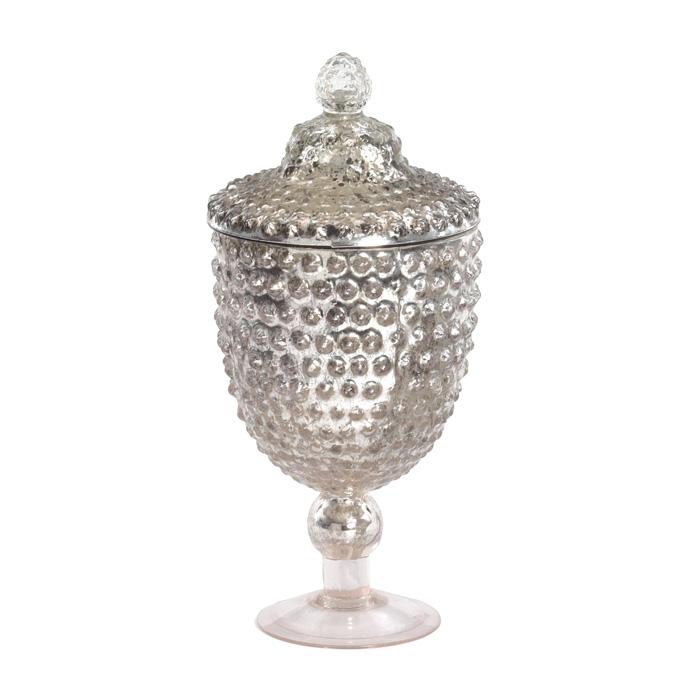 Large Chalice Vintage Jar