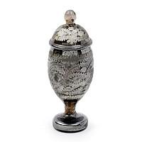 Selina Covered Vintage Jar