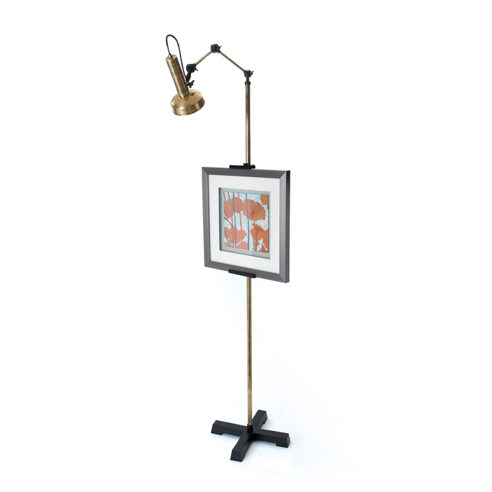 Easel Floor Lamp - 17118