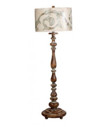 Baluster Floor Lamp