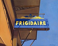 Shawnee Frigidaire - Painting
