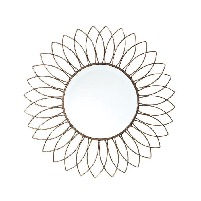 Wire Sun Mirror