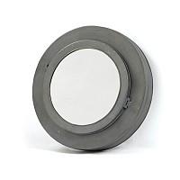 Porthole Mirror/Cabinet
