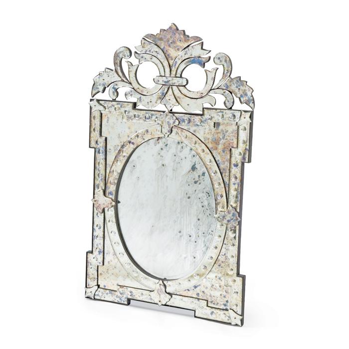 Castle Mirror