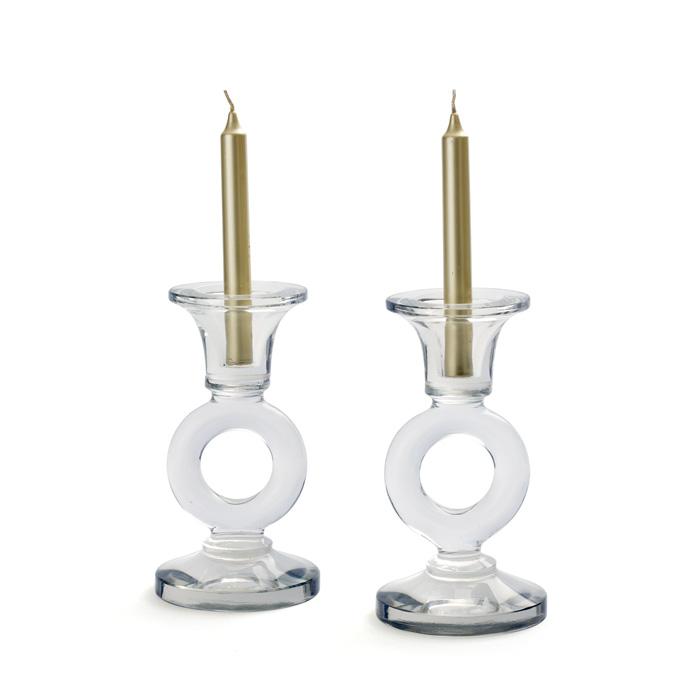 Ring Candlesticks