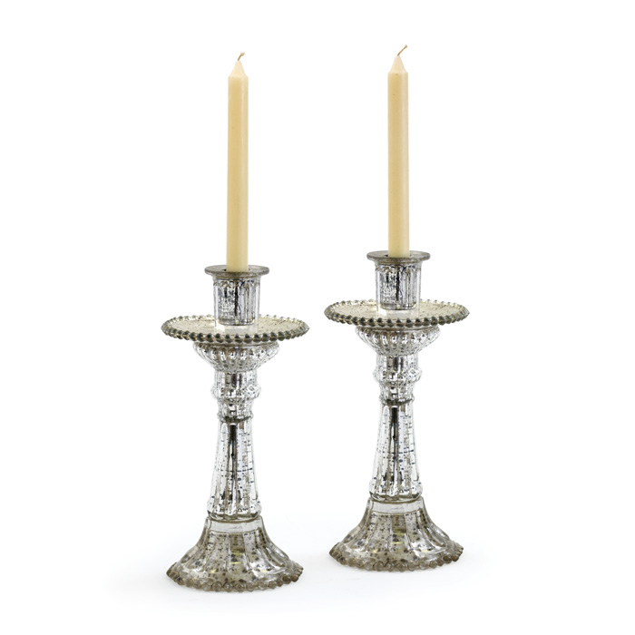 Fountain Candleholders