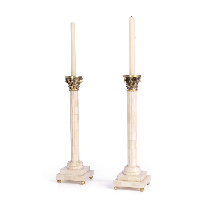 Aristocrat Candlesticks