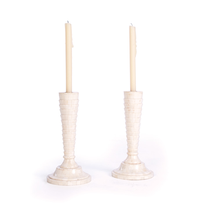 Telescoping Candlesticks