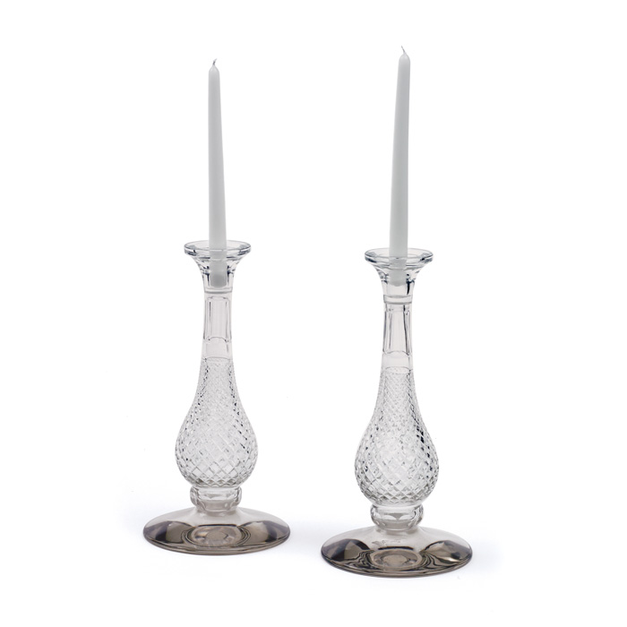 Pair Of Frasier Candlesticks