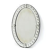 Oval Victoria Mirror