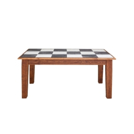 Farmhouse Rectangle Table 62 Checks