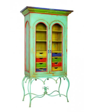 Caravan Display Cabinet