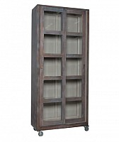 NEW Bedord Display Cabinet