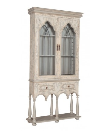 NEW French Display Cabinet