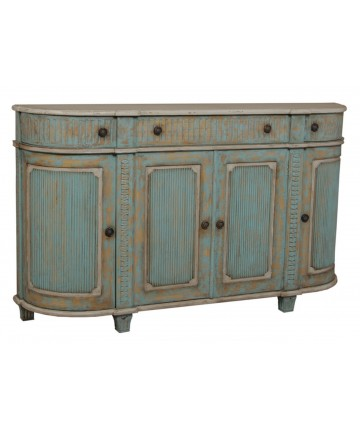 NEW Italian Demilune Chest