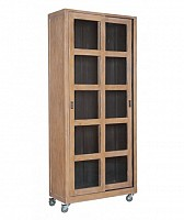 NEW Bedford Display Cabinet