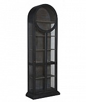 NEW Round Top Display Cabinet