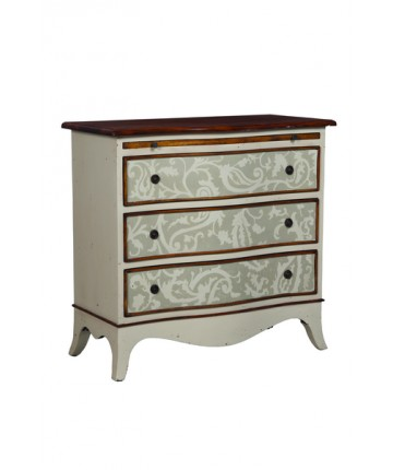 Heritage Three Drawer Chest