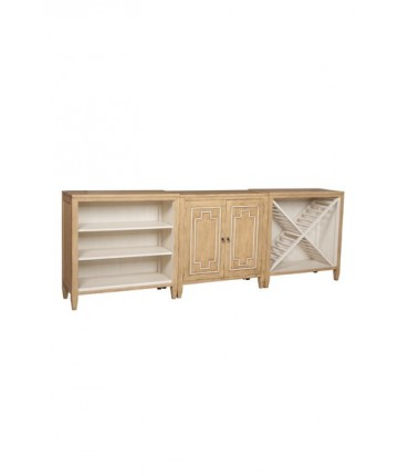 NEW Ralston Three Piece Sideboard
