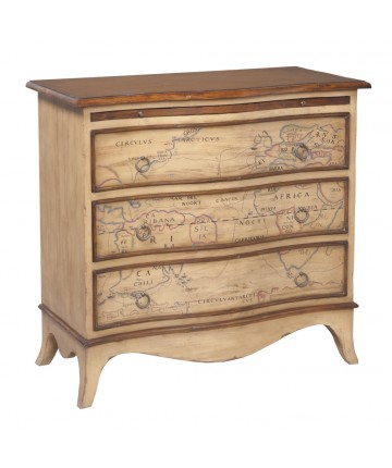 NEW Heritage Three Drawer Chest