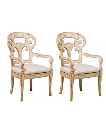 Verona Club Arm Chair