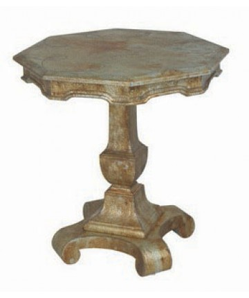 Artifacts Octagon Table