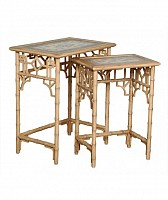 Global Bamboo Nesting Tables