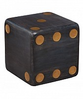 NEW Dice Accent Table/Stool
