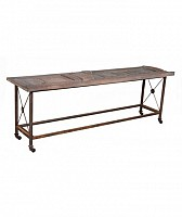 NEW Architectural Door Sofa Table