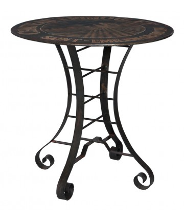 "NEW 36"" Metal Bistro Table"