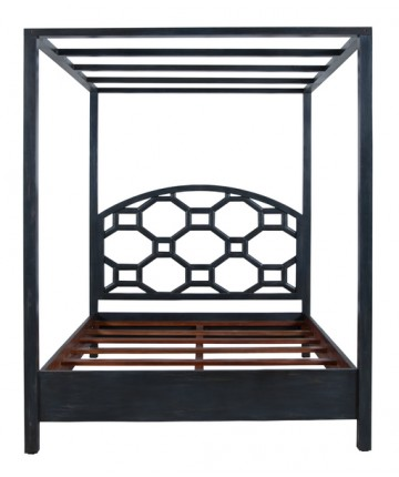 NEW Manse Four Poster Queen Bed