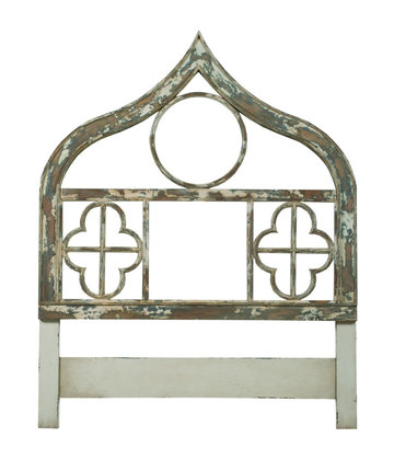 Gothic Vintage Headboard (King)