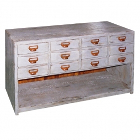 Office Vintage Chest