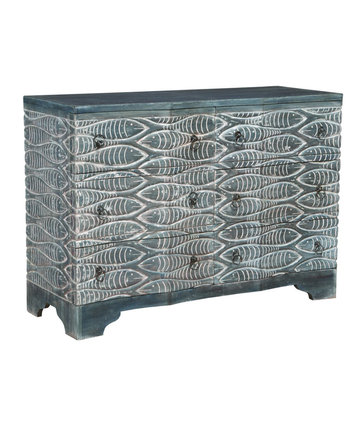 Waterfront Harmony Vintage Chest