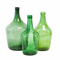 Demijon Bottle Green