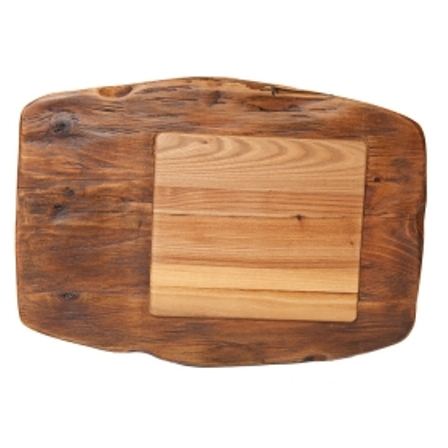 Rectangle Trivet with Hardwood