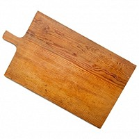 Found Pizza Board Rectangle