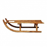 Antique Wooden Sled